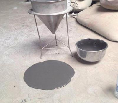 压浆料和灌浆料之间的区别有哪些 盘点压
