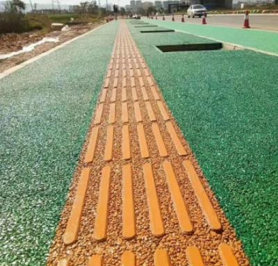 透水混凝土路面如何进行施工