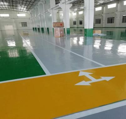 环氧地坪漆和地坪漆有什么不同点
