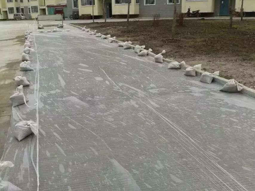 怎么对混凝土进行养护